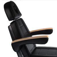 Elektrické kosmetické křeslo LUX BW-273B - černé