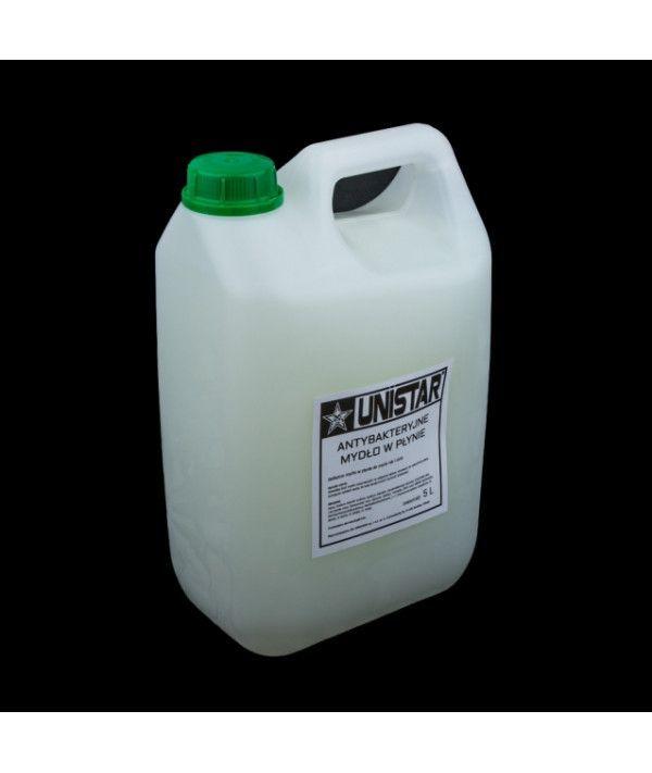 Antibakteriální mýdlo UNISTAR® SOAP LIQUID   5l bílé
