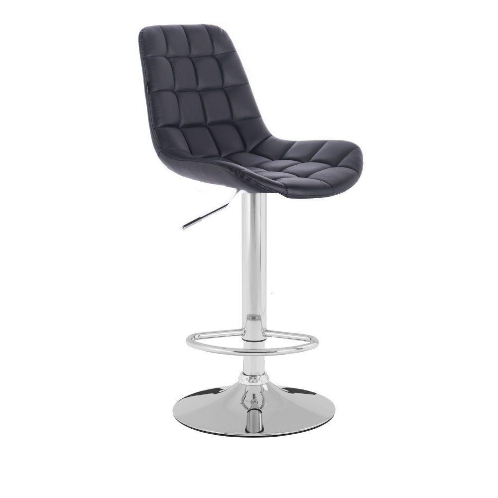 Barová židle HR 590K černá