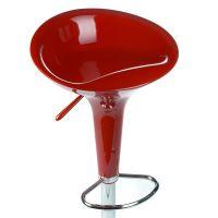 Barová stolička BX-1002 - červená