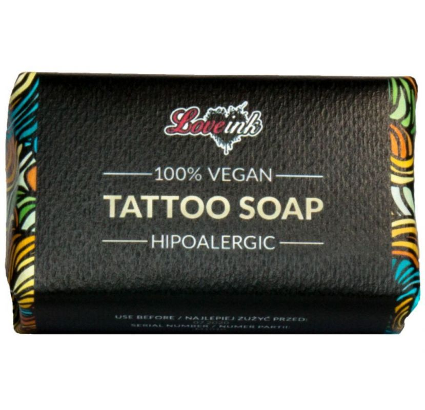 LOVEINK Tattoo Soap - mýdlo po tetování (AT)