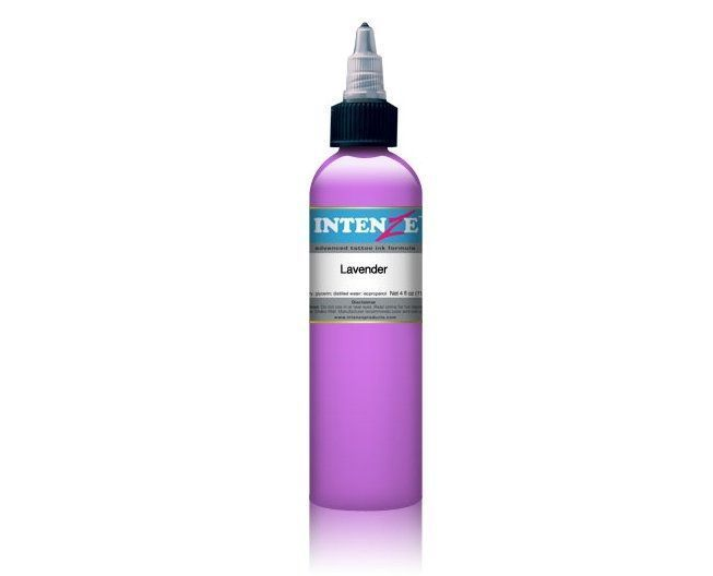 Tetovací barva Intenze Ink 30ml, Lavender (K)