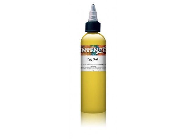 Tetovací barva Intenze Ink Boris Colors 30ml, Egg Shell (K)