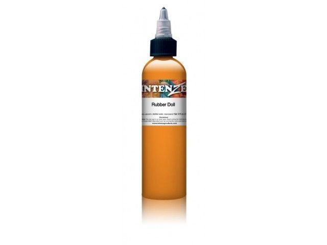 Tetovací barva Intenze Ink Boris Colors 30ml, Rubber Doll (K)