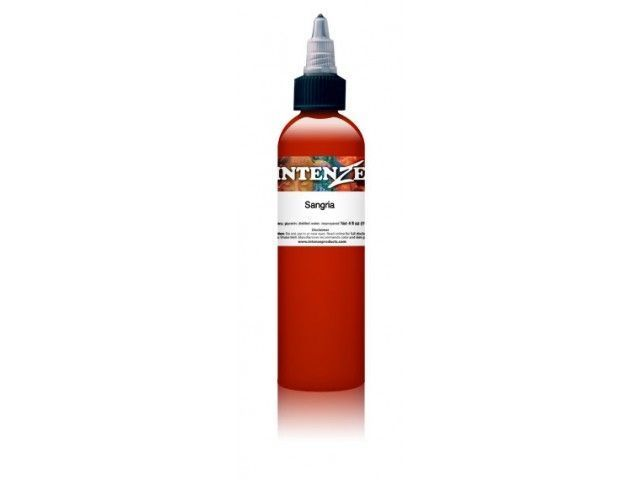 Tetovací barva Intenze Ink Boris Colors 30ml, Sangria (K)