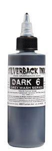 Tetovací barva Silverback Ink DARK 6 - 120ml (K)