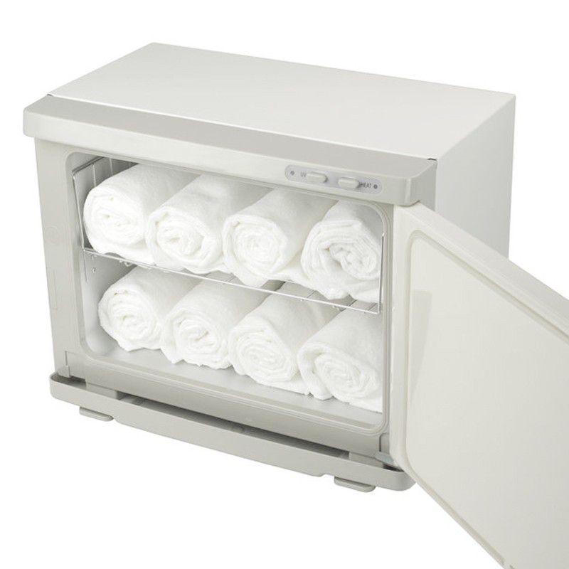 Ohřívač ručníků s UV sterilizátorem