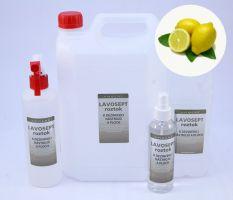 Lavosept® dezinfekce na nástroje a plochy 1000 ml náhradní náplň - aroma citron
