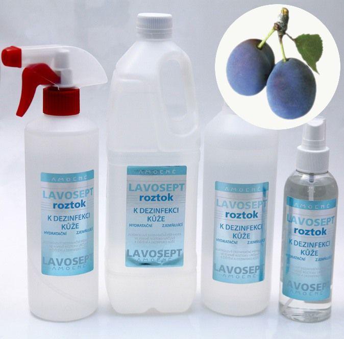 Lavosept® roztok - dezinfekce 200 ml sprej - aroma trnky