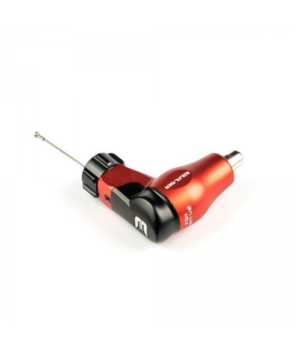 Rotační strojek EQUALIZER ™ FOX MINI V2 - červený
